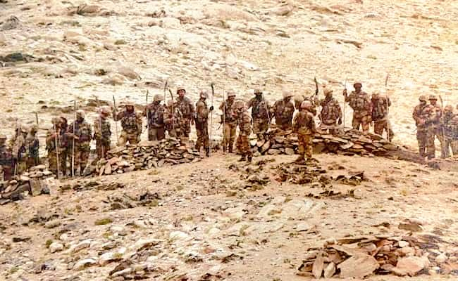 Chinese Army Fired '100-200 Rounds' Of Warning Shots At Pangong Lake In Ladakh: Report