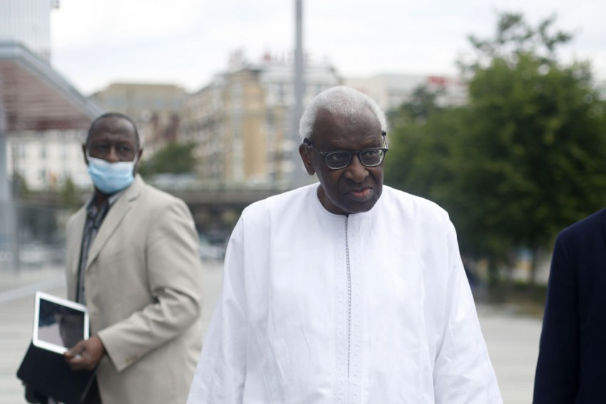 Former IAAF President Lamine Diack Sentenced To Two Years In Prison For Corruption