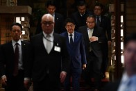 Japan's PM Shinzo Abe Resigns, Clearing Way For Right-Hand Man Yoshihide Suga
