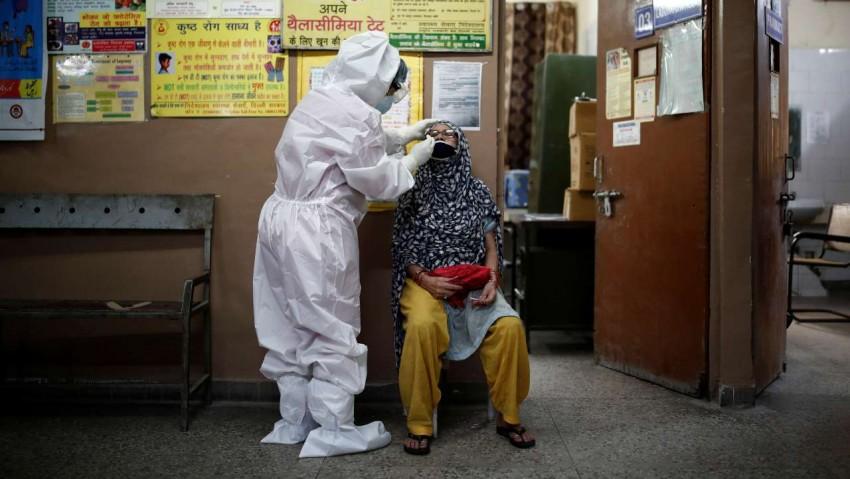 100-Year-Old Assamese Woman Beats COVID-19