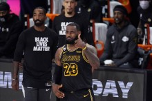 Los Angeles Lakers Duo LeBron James And Anthony Davis Headline All-NBA First Team