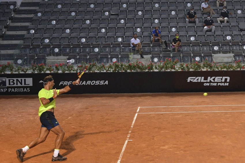 Italian Open: Rafael Nadal Records Dominant Win In First Match For Over Six Months