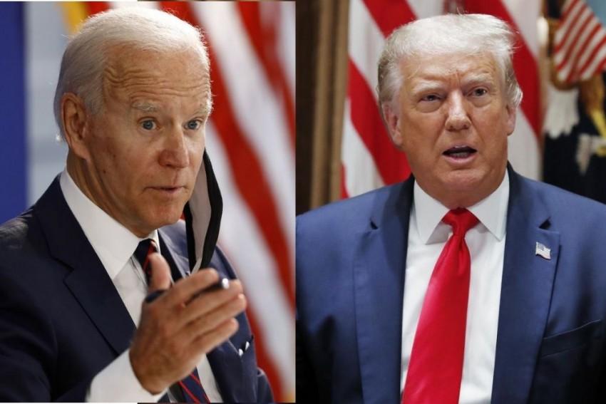 Biden Says He Trusts Vaccines And Scientists, Not Trump