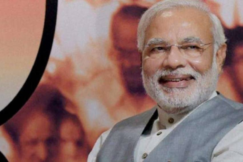 Birthday Wishes Pour In As PM Narendra Modi Turns 70