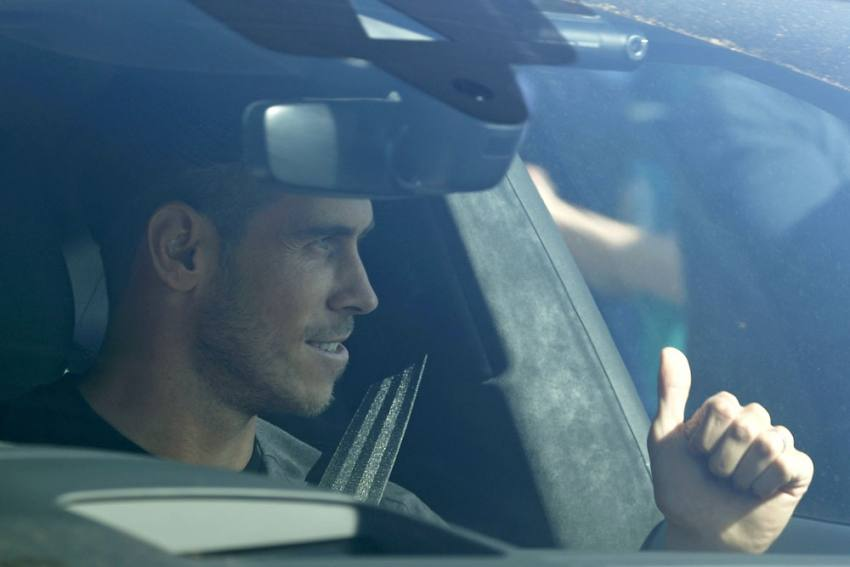 Gareth Bale, Sergio Reguilon Land In UK To Complete Tottenham Moves