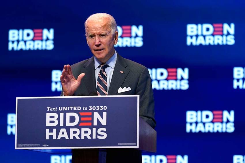 Strengthening India-US Relationship Will Be 'High Priority' Says Joe Biden's Campaign