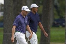 US Open: Justin Thomas Registers Superb 65, As Tiger Woods Closes With 73 In Roller-coaster Round
