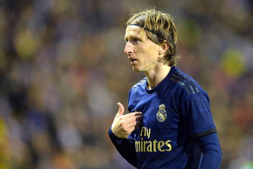Sign Luka Modric To Supply Gareth Bale And 'Scary' Front Three - Harry Redknapp Tells Tottenham