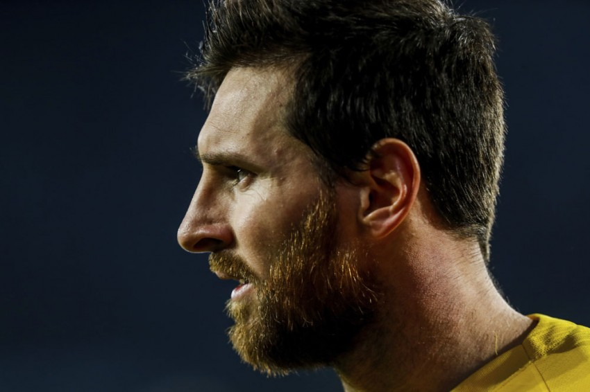 Lionel Messi In Squad For Argentina's FIFA World Cup Qualifiers