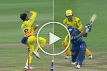 IPL 2020, MI Vs CSK: Sensational Hardik Pandya Hits Ravindra Jadeja For Back-to-back Sixes - WATCH