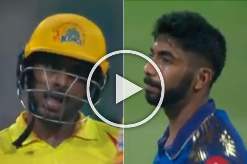IPL 2020, MI Vs CSK: Ambati Rayudu Makes A Mockery Of 'World's Best' Jasprit Bumrah - WATCH