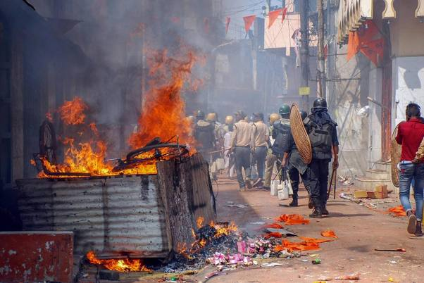 Delhi Riots: Govt Calls Bullet Wound 'Minor Injury', Pays Rs 20,000 As Compensation