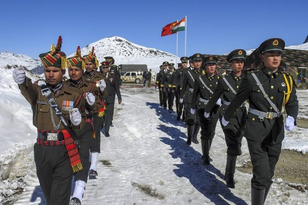 Philosophical Contradictions Fuel India-China Tensions