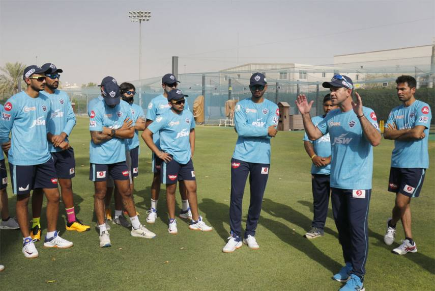 IPL 2020: Delhi Capitals Coach Ricky Ponting Warns Against Over-training In UAE Heat