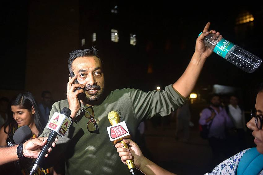Anurag Kashyap Dismisses Payal Ghosh's Sexual Harassment Allegations; Kangana Calls For His Arrest