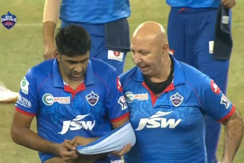 IPL 2020, DC Vs KXIP: Ravichandran Ashwin Dislocates Shoulder In Freak Accident After Dream Over - VIDEO