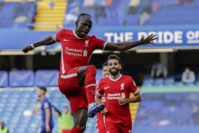 Chelsea 0-2 Liverpool: Sadio Mane At The Double As Kepa Arrizabalaga Makes Another Bowler