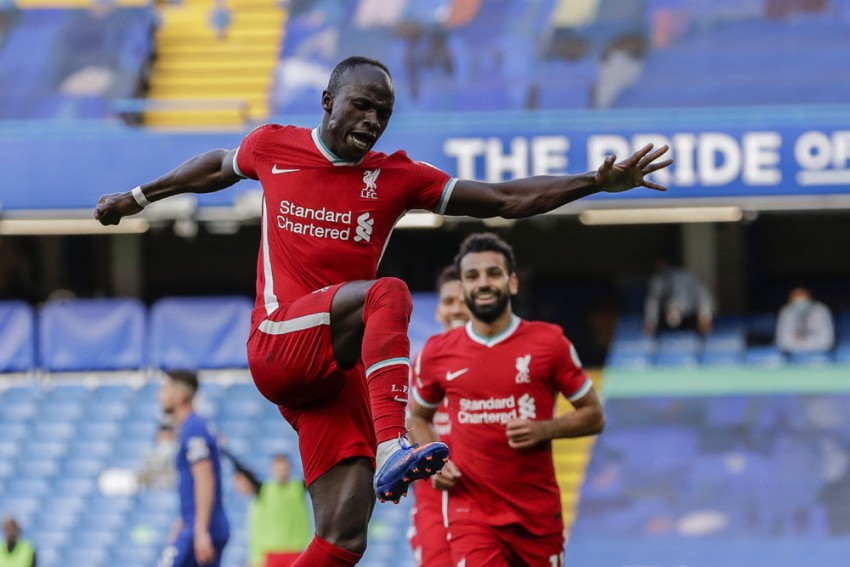 Chelsea 0-2 Liverpool: Sadio Mane At The Double As Kepa Arrizabalaga Makes Another Howler