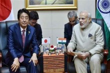 India, Japan, And The Confluence Of The Two Seas