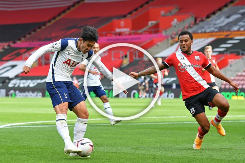 Southampton Vs Tottenham: Sensational Son Heung-min Scores Four Goals In Rout - WATCH