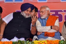 SAD Chief Sukhbir Badal Urges President Not To Sign Farm Bills