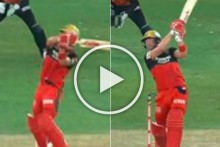 IPL 2020, SRH Vs RCB: AB De Villiers Punishes Sandeep Sharma With Stunning Back-to-back Sixes - WATCH
