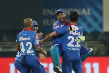 IPL 2020, DC Vs KXIP: Marcus Stoinis, Kagiso Rabada Win Super Over For Delhi Capitals