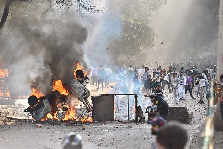 'Exercising Freedom Of Expression With Sword, Lathi In Hand?': Court Denies Bail To Delhi Riots Accused