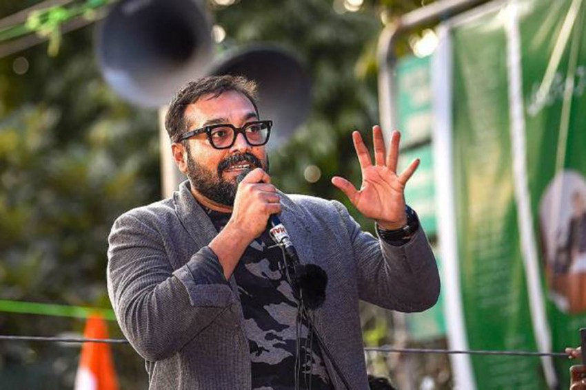 Taapse Pannu Calls Anurag Kashyap The 'Biggest Feminist' She Knows