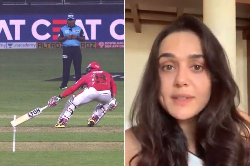 IPL 2020 Controversy: Kings XI Punjab Appeal Against 'Short Run', Preity Zinta Calls For Rule Change