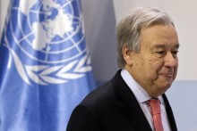 UN Will Not Support Reimposition Of Iran Sanctions Now: UN Chief Antonio Guterres