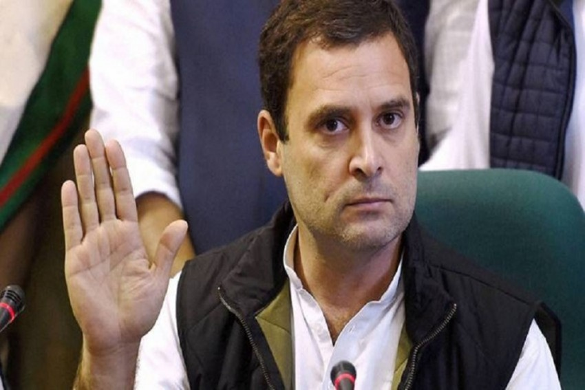 'Modi Govt Blames God, People, But Not Its Misrule,' Says Rahul Gandhi