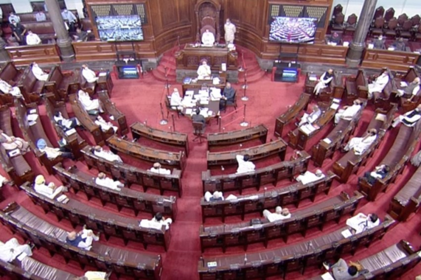Congress Terms Suspension Of Rajya Sabha MPs As 'Undemocratic', 'One-Sided'