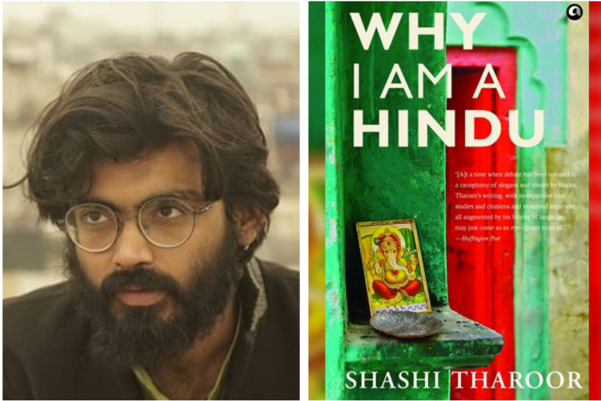 Sharjeel Planned To Use Tharoor's Book 'Why I am A Hindu' To Give Secular Touch To Anti CAA-Movement: Delhi Police