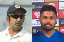 IPL 2020, RR Vs CSK: Gautam Gambhir Hails Sanju Samson As Best Wicketkeeper Batsman In India, Starts Massive Debate