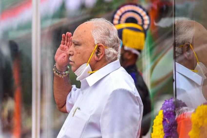 Karnataka BJP Strongly Refutes Speculations Of Change In Leadership