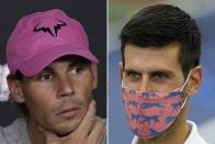 French Open: Rafael Nadal 'Number One Favourite' But Novak Djokovic Hopes Weather Suits Him