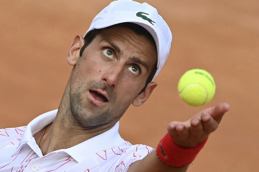 Novak Djokovic Wins Italian Open Title I Moved On After Us Open Default