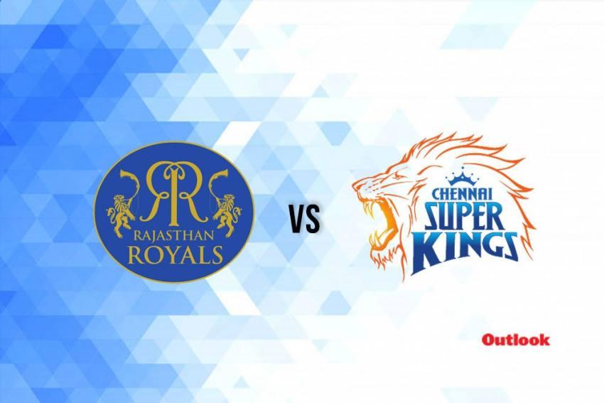 IPL 2020, Rajasthan Royals Vs Chennai Super Kings, Full Scorecard