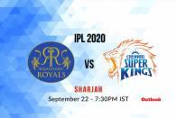 IPL 2020: Live Streaming Of Rajasthan Royals Vs Chennai Super Kings -- Where To See Live Cricket
