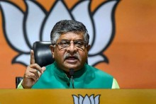 'Will Consider Revoking Suspension Of 8 RS MPs, If They Apologise', Says Ravi Shankar Prasad