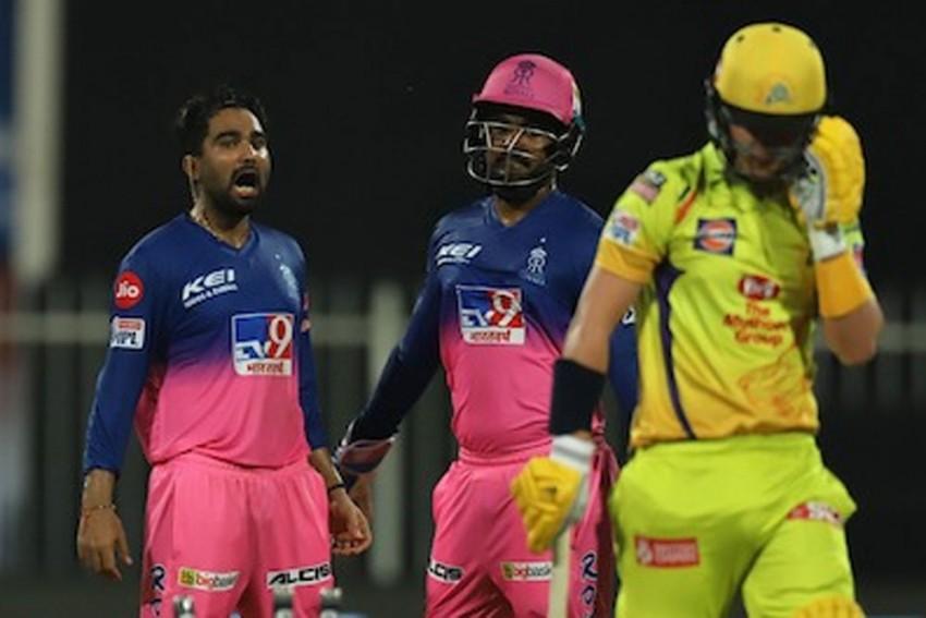 IPL 2020, RR Vs CSK: Rahul Tewatia Spins Rajasthan Royals To Victory After Sanju Samson-Steve Smith Blast