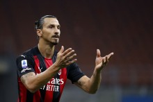 'I Am Like Benjamin Button' Jokes Zlatan Ibrahimovic After Helping AC Milan Dismantle Bologna