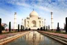 Taj Mahal Opens After 6 Months, Footfall Capped At 5000 Visitors A Day