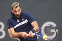 Benoit Paire Claims He Competed At European Open Despite Two Positive Coronavirus Tests
