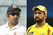 IPL 2020: Gautam Gambhir Slams MS Dhoni, Says Batting At No. 7 Is Not Leading From Front