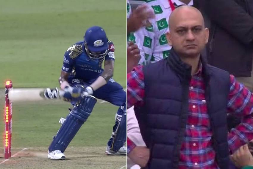 IPL 2020, KKR Vs MI: Hardik Pandya Becomes Butt Of Jokes After Hit-wicket - See Hilarious Memes