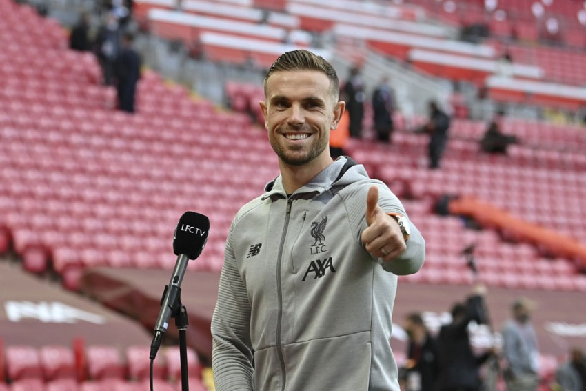Liverpool Hopeful Of Jordan Henderson Return Against Arsenal, Ready To 'Attack' EFL Cup