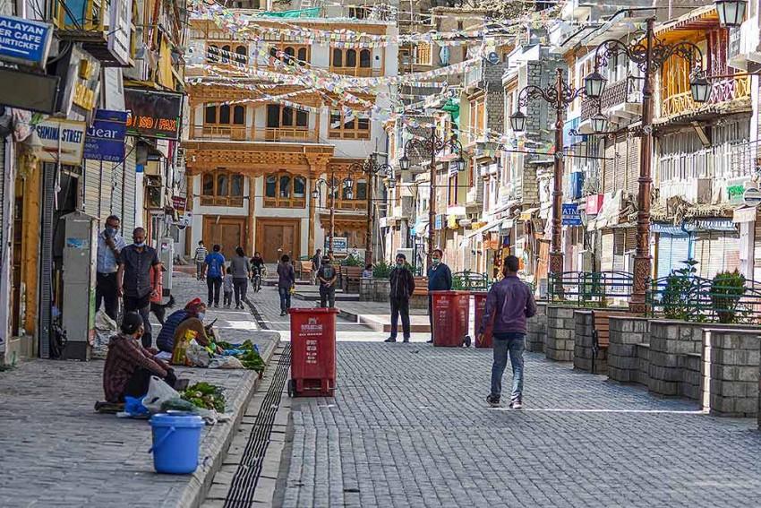 BJP Leader Calls Sixth Schedule Demand For Ladakh, 'Nonsense'