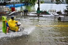 Heavy Downpour In Mumbai, IMD Issues Orange Alert